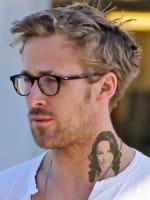 Ryan Gosling Tattoo