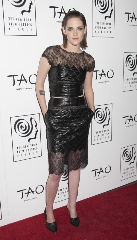 Kristen Stewart: 2016 New York Film Critics Circle Awards