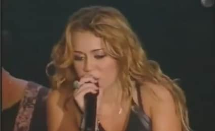 Miley Cyrus Can't Let Nick Jonas Go