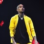 Chris Brown in Yellow