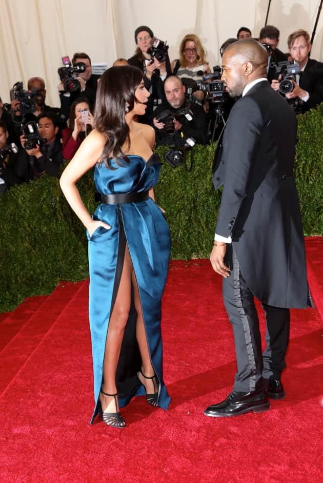 Kim Kardashian vs. Kanye West?