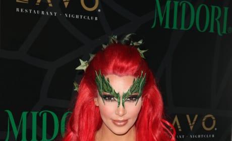 What do you think of Kim Kardashian's Halloween costume?