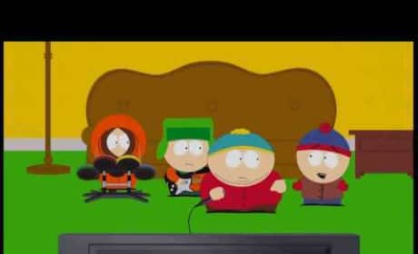South Park Does Lady Gaga