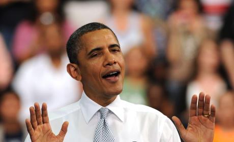 Barack Obama at Florida Atlantic University