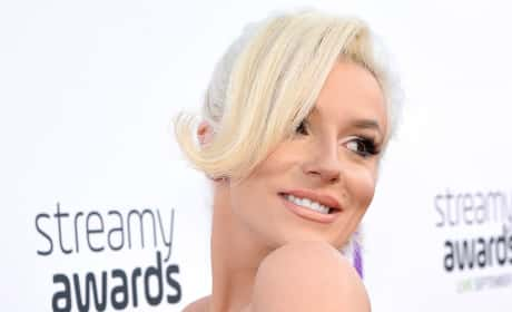 Courtney Stodden on a Red Carpet