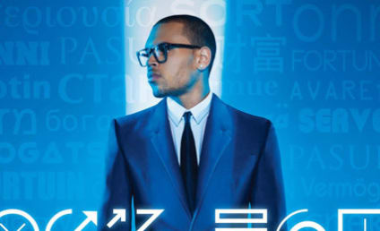 """Chris Brown """"Fortune"""" Album Cover: Released!"""