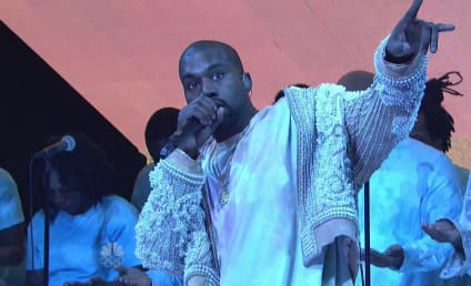Kanye West Broke Down Backstage at SNL, Threatened to Storm Out: Report