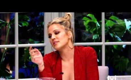 Khloe Kardashian: I've Never Seen a White Penis!