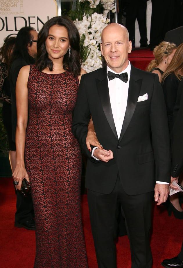 Bruce Willis, Emma Heming - The Hollywood Gossip