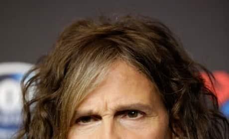 Steven Tyler Up Close