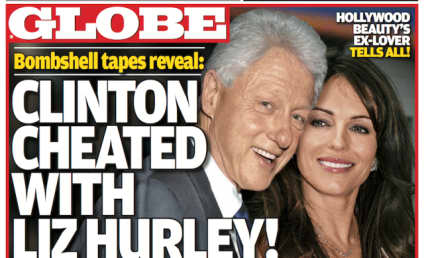 Bill Clinton-Elizabeth Hurley Affair: Alleged By Tom Sizemore!