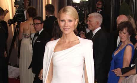 Gwyneth Paltrow at the Oscars