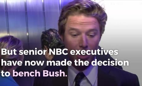 Billy Bush: Out of Today?