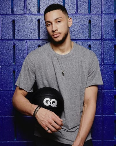 Ben Simmons for GQ