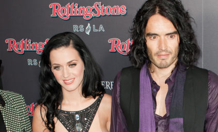 Katy Perry and Russell Brand: NOT On the Rocks!