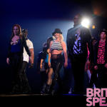 Britney and Dancers