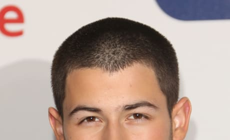 Nick Jonas Close Up