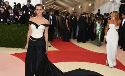 Emma Watston Wears MET Gala Dress Made of WHAT?!?