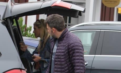 Ben Affleck: Looking at the Ladies
