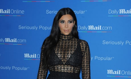 Kim or Kylie: Who Wears a See-Through Dress Better?