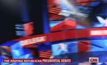 Arizona CNN GOP Debate Highlights: Ron Paul Style!