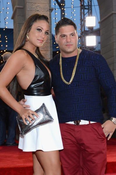 Ronnie and Sammi Giancola