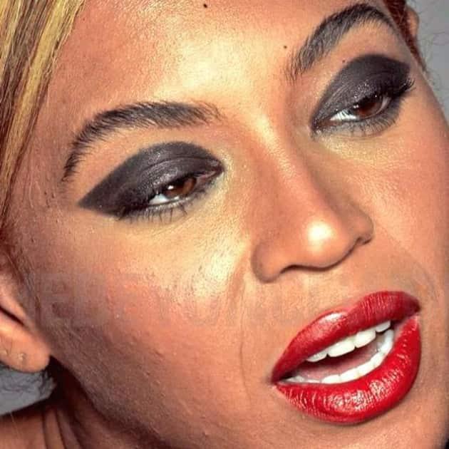 Beyonce: Unphotoshopped Pics Leak Online, Outrage Fans ...