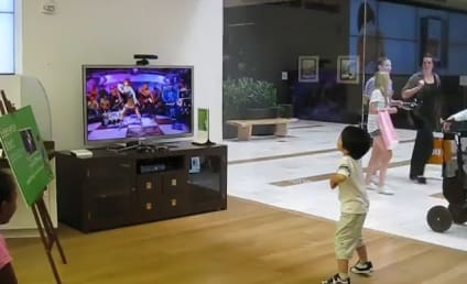 """Kid Busts Out SICK Dance Moves to """"Disturbia"""" at Microsoft Store"""