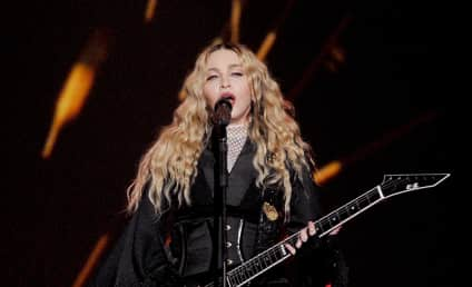 Madonna Busted For Posting Fake Parking Signs Outside NYC Home