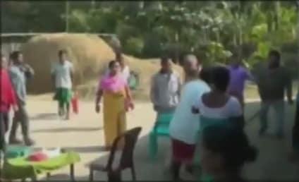 Women Beat Rape Politician in Indian Village
