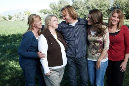 Kody Brown and His Better Halves