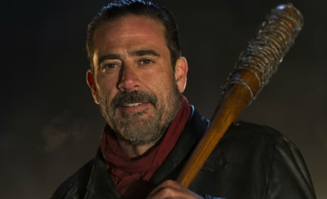 Who did Negan kill on The Walking Dead?