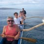 Matt Roloff and Family Row a Canoe