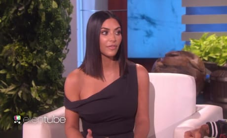 Kim Kardashian: I'm So Thankful I Was Robbed!