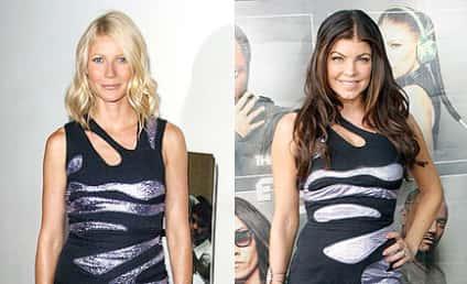 Fashion Face-Off: Gwyneth Paltrow vs. Fergie