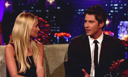 "Emily Maynard & Arie Luyendyk, Jr. Were ""Intimate"" in Fantasy Suite Before Jef Holm Proposal, Tabloid Says"