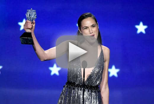 Gal gadot delivers powerful speech sticks it to oprah not really