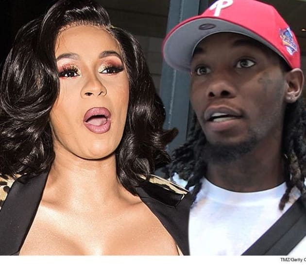 Cardi B Pet: Cardi B: Offset And I Are Still Broken Up But Man I Miss