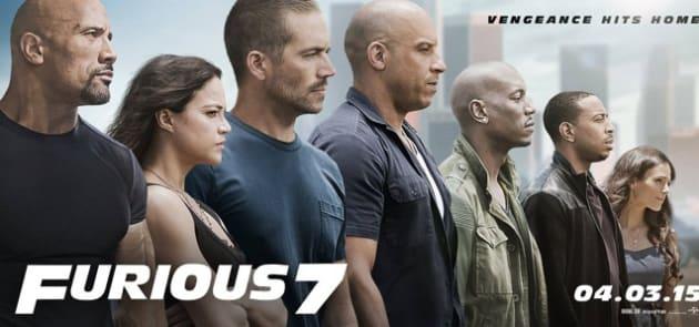 Furious 7 Cast