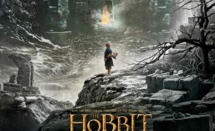 The Hobbit: The Desolation of Smaug Poster Arrives!