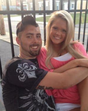 Corey and Miranda Simms