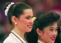 Kristi Yamaguchi Tells Nancy Kerrigan to Break A Leg; Twitter LIVES