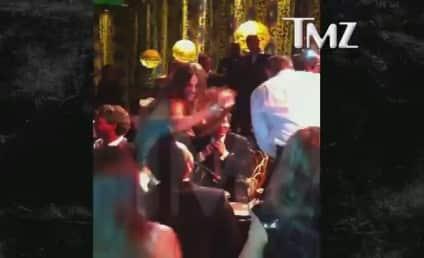 Sofia Vergara Shakes Booty in Celebration of Emmy Wins