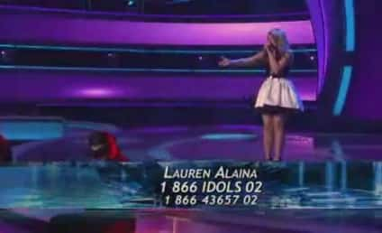 Lauren Alaina on American Idol: A Fatal Stumble?