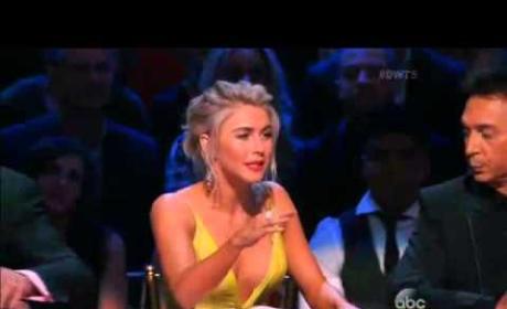 Michael Sam & Peta Murgatroyd - Dancing With The Stars Season 20 Week 1