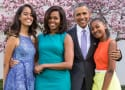 Sasha Obama: Spotted Drinking at a House Party?