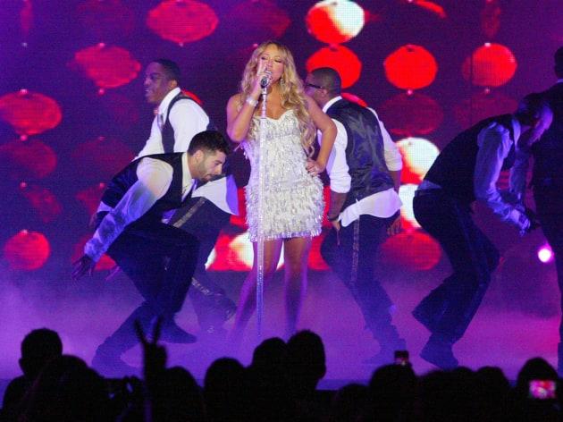 Mariah Carey in Australia