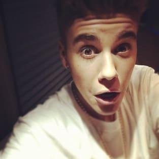Justin Bieber on Instagram.