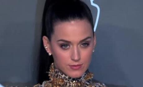 Katy Perry Rips Naked Pop Stars