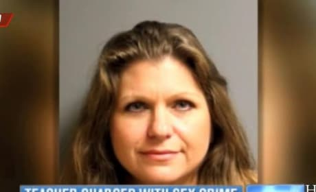 Texas Teacher Accused of Sexually Assaulting 8th Grader